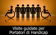 Visite Guidate per Portatori di Handicap