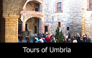 Tour of Umbria