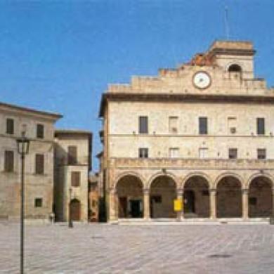 Montefalco ringhiera umbria