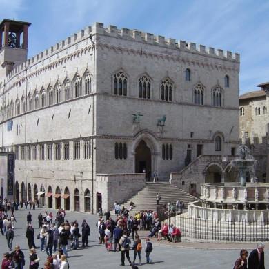 Perugia centro, Fontana Maggiore