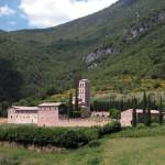 Ferentillo-Abbazia di San Pietro in Valle